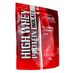 Activlab High Whey Protein Isolate 700 g DATA 10/12/2021
