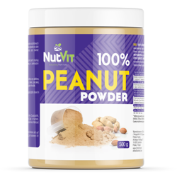 NutVit Peanut Powder 500 g