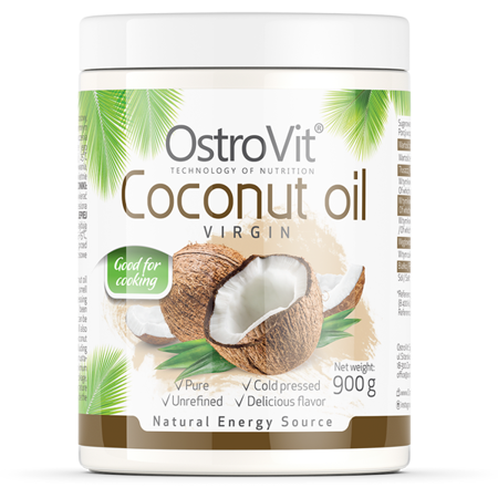 OstroVit Extra Virgin Coconut Oil 900 g